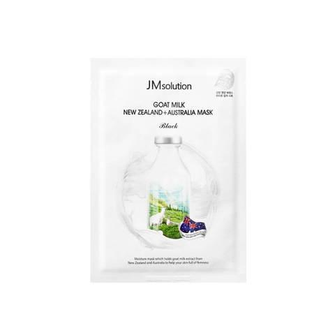 Тканевая маска с козьим молоком JMsolution Goat Milk New Zealand + Australia Mask
