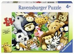 Puzzle Softies 35 pcs
