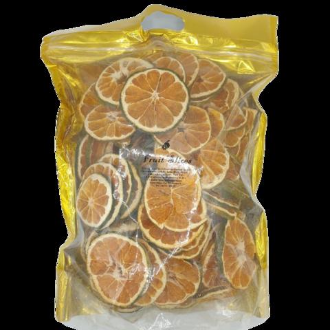 Фруктовые чипсы из Мандарина FRUIT SLICES, 500 гр