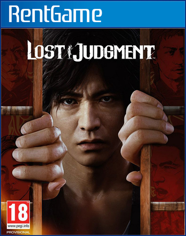 Lost Judgment PS4 | PS5