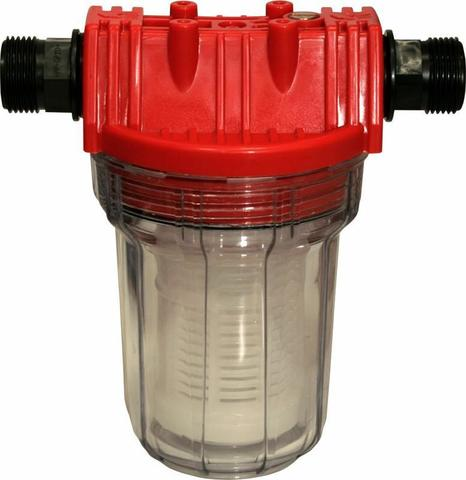 Фильтр для воды QUATTRO ELEMENTI 1 литр, предварительной очистки