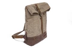 Рюкзак Secret De Maison MOTOR ( mod. M-11408 ) — хаки (ткань: винтаж)