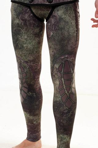 Гидрокостюм Aquadiscovery Кочевник Camo Green 7 мм – 88003332291 изображение 3