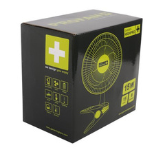 Вентилятор на клипсе CLIP FAN 15 см/15 Вт