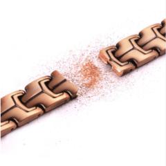 100% медный магнитный браслет