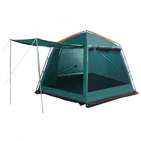 Тент-шатер Tramp BUNGALOW Lux Green V2