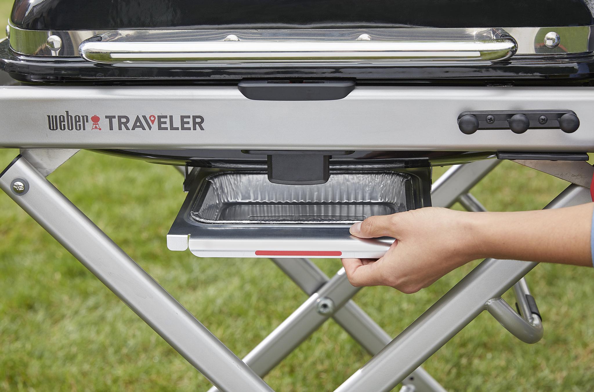 Гриль газовый Weber Traveler