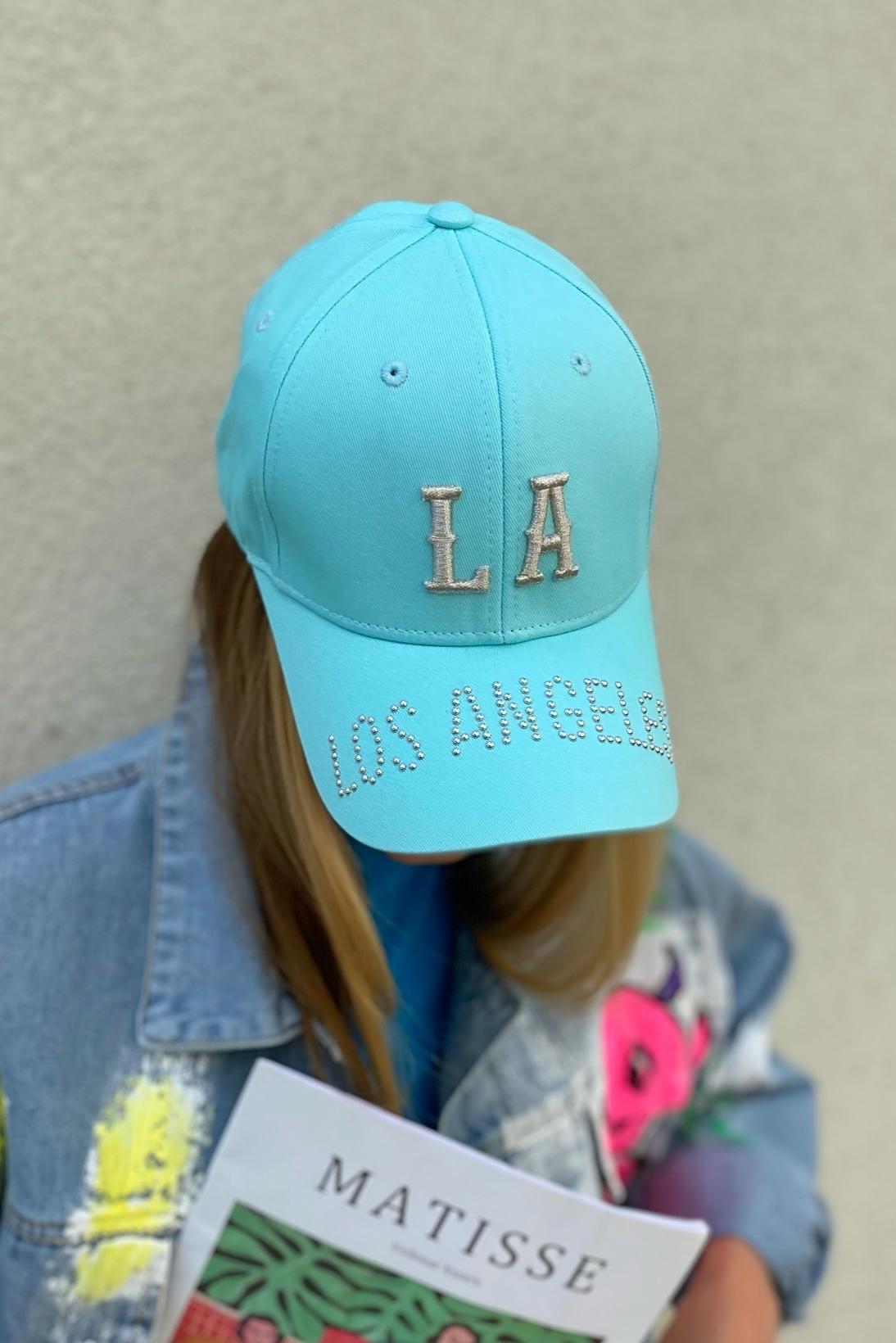 Бейсболка LA