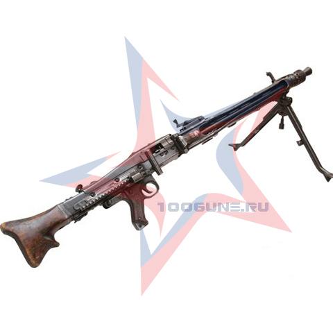 Охолощенный пулемет M53 (югославский MG-42)