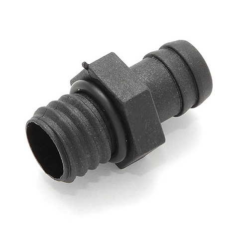 Фитинг вентиляции топливного бака 16 мм, пластик