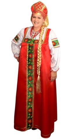 Русский народный костюм Марфа