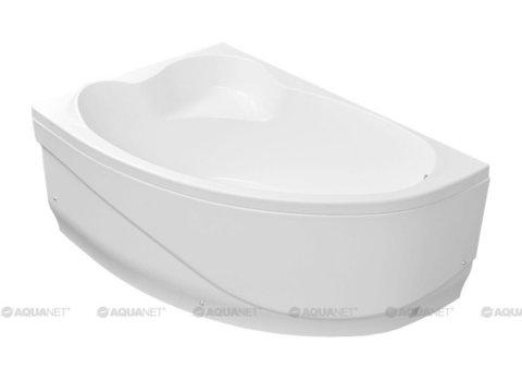 Ванна акриловая Aquanet Mayorca 150x100 L левая
