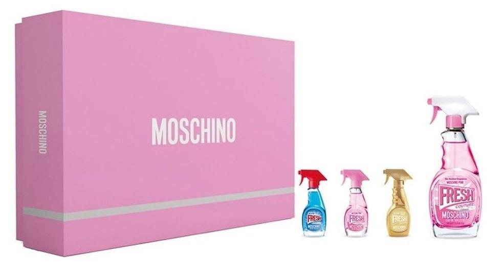 Moschino  Pink Fresh Couture Gift Set