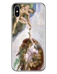 Чехол для телефон iPhone 7 plus  Микеланджело