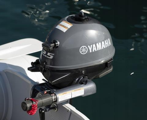 Лодочный мотор Yamaha F2.5 BMHS