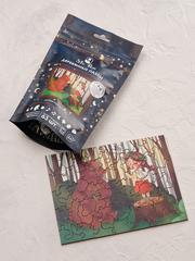 Деревянный пазл Mr. Puzz «В лесу»