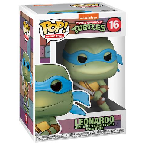 Фигурка Funko POP! Vinyl: TMNT: Leonardo 51435