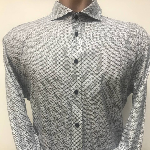 Сорочка мужская 37507-3 Col 522
