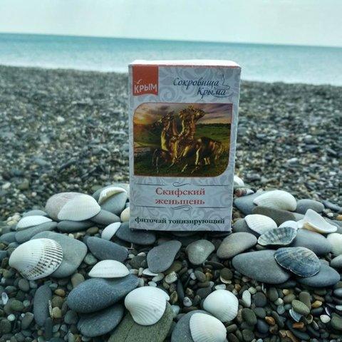 Крымский чай «Скифский Женьшень»™Душистый Мир