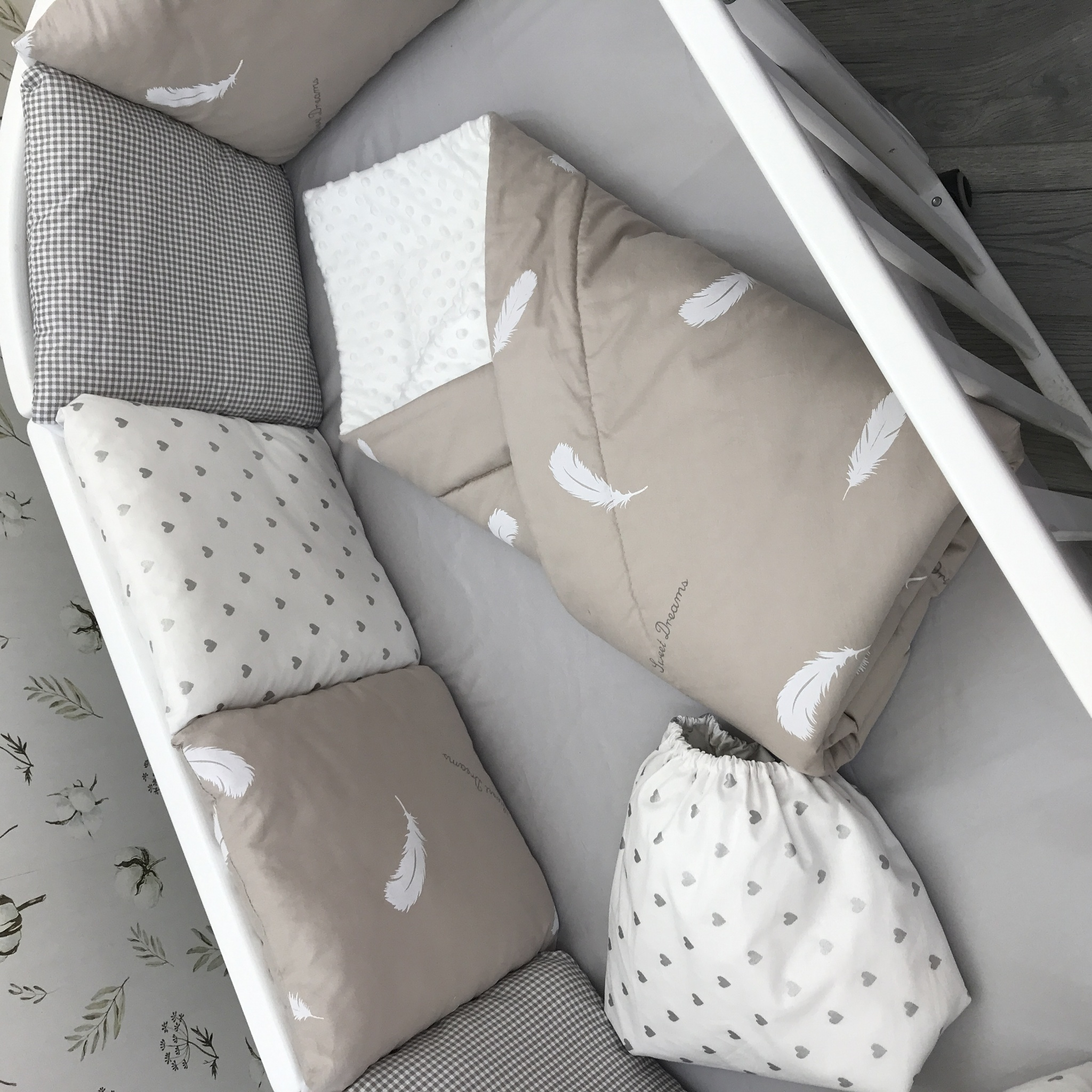 Комплекты в кроватку для мальчиков