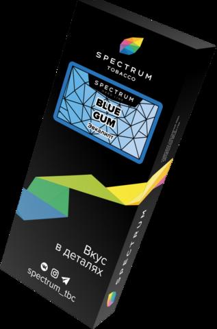 Табак Spectrum Hard Line Blue Gum (Эвкалипт) 100г