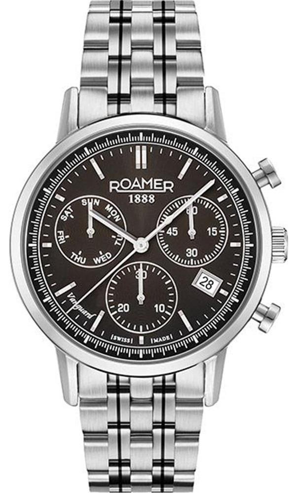 Часы мужские Roamer 975 819 41 55 90 Vanguard Chrono II