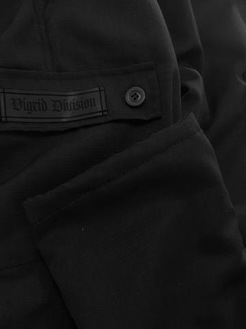 Утепленные штаны карго