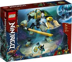 Lego Ninjago  Lloyd's Hydro Mech