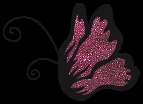 Эль Коразон Глиттеры 17 сиренево-розовый