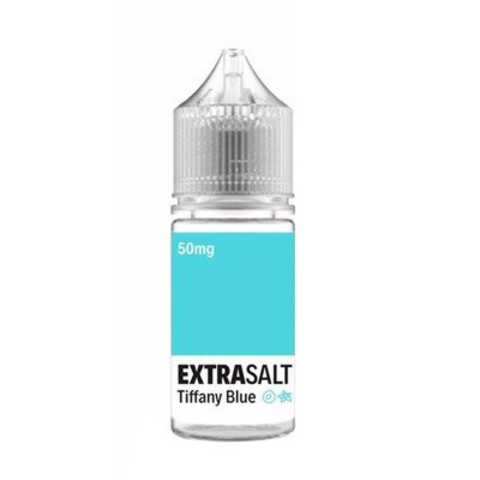Жидкость Extra Salt 30 Tiffany Blue