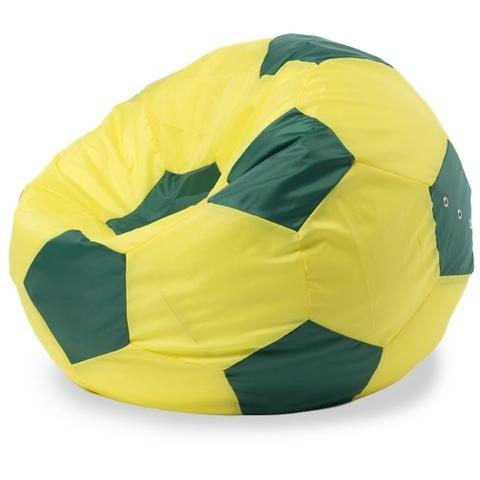 Кресло-мешок «Мяч» Желто-зеленый