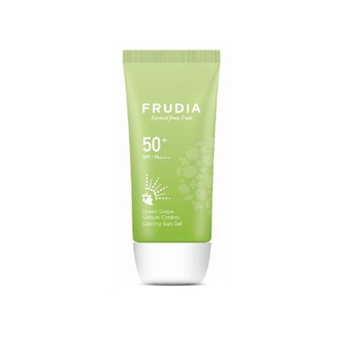 Frudia Sebum Control Солнцезащитный гель с зеленым виноградом Себум Контроль SPF50 + PA ++++