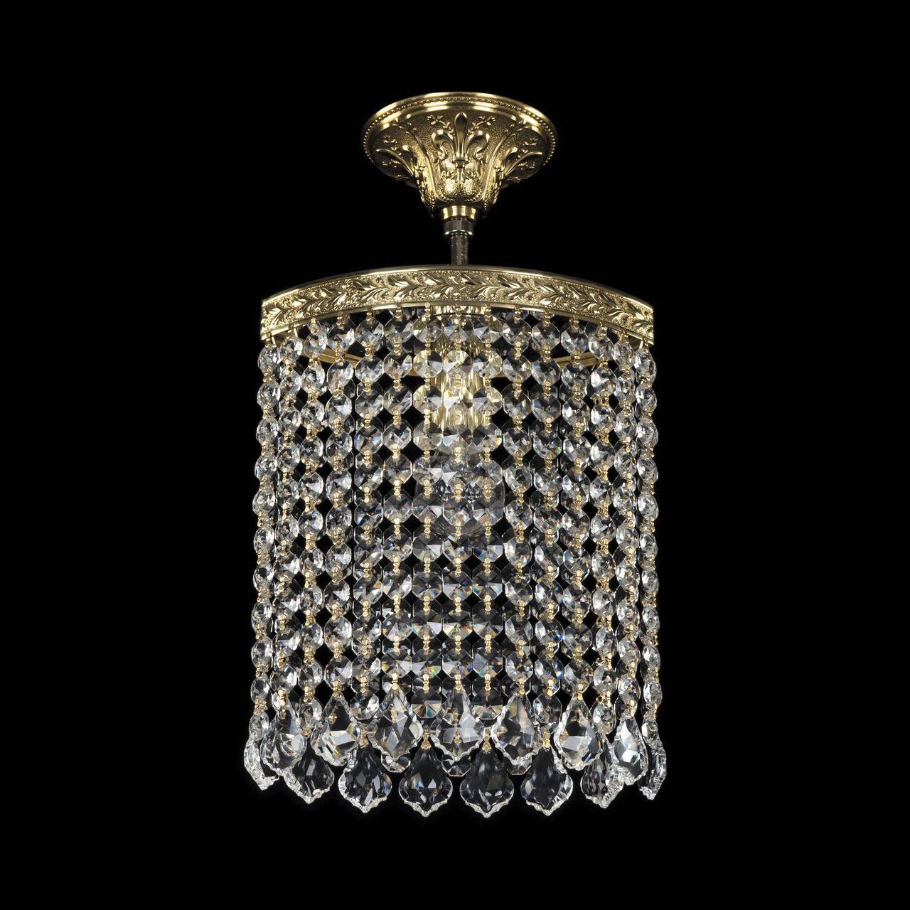 Подвесной светильник Bohemia Ivele 19203/20IV G Leafs