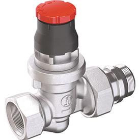 Клапан радиаторный термостатический с ограничинием расхода GIACOMINI R402DB прямой ½
