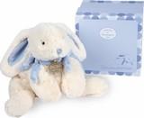 Doudou et Compagnie. Кролик голубой 30 см из коллекции BON BON