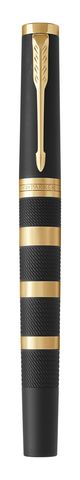 Ручка-5й пишущий узел Parker Ingenuity Large Black Rubber/Metal GT123
