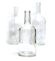Бутылка Домашний Самогон, 1 л (КАМЮ)