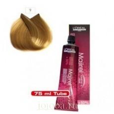 L'Oreal Professionnel Majirel: 9 очень светлый блондин - крем-краска Мажирель, 75мл