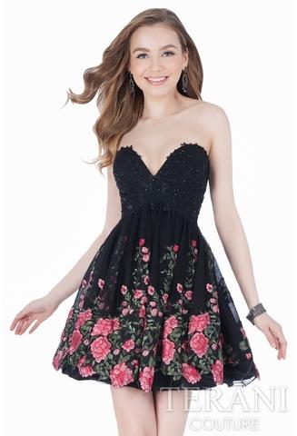 Terani Couture 1625H1198