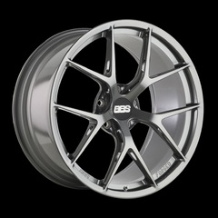 Диск колесный BBS FI-R 11.5x20 5x130 ET62 CB71.6 platinum silver