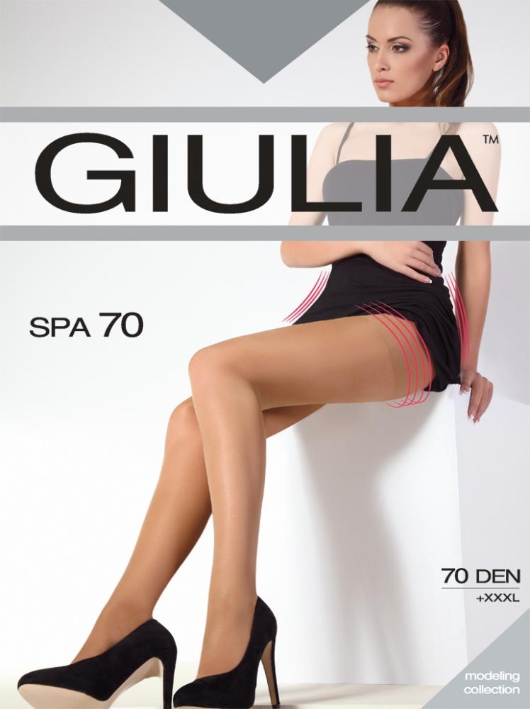 Колготки Giulia Spa Xl 70