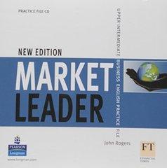 Market Leader NEd Up-Int Pr File CD x1 !!