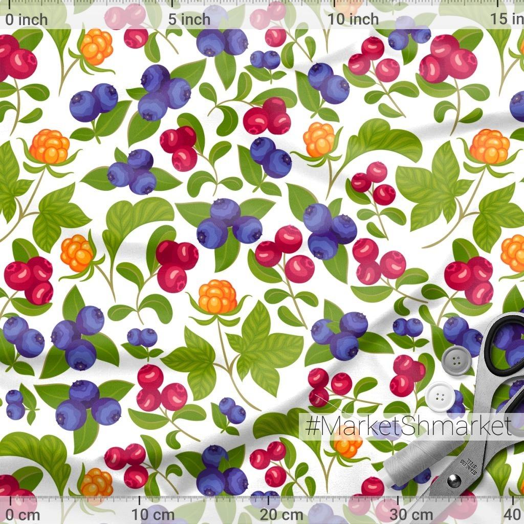 Карельские ягоды (Дизайнер Irina Skaska)
