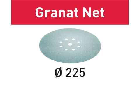 Шлифовальный материал на сетчатой основе Granat Net STF D225 P100 GR NET/25