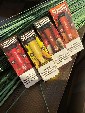 SEXYBAR by Juice Man США 1000+ puff 5%