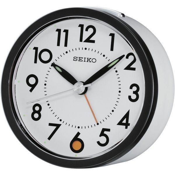 Настольные часы-будильник Seiko QHE096WL