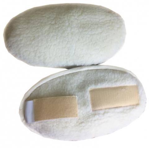 Налокотники из овечьей шерсти  Скипофит НИИ Натуротерапии