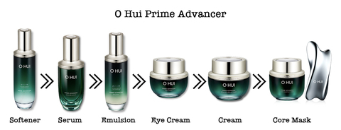 O Hui Prime Advancer Special 3 Kit