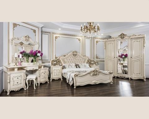 Спальня модульная ДЖОКОНДА-7