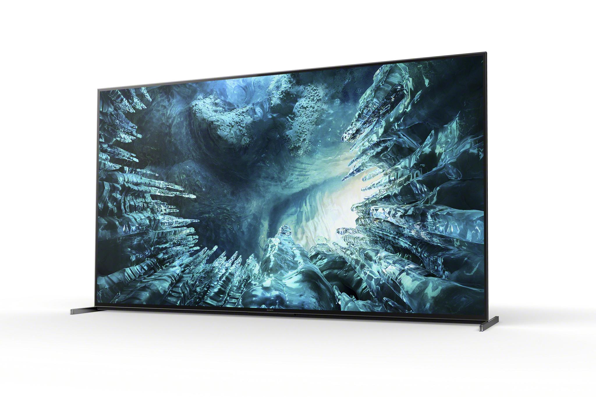 8K телевизор Sony KD-85ZH8 купить в Sony Centre Воронеж